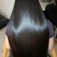 Black Straight Virgin 22inch Healthy Hair