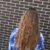 16″ - Thick Virgin/Natural Wavy Red Hair