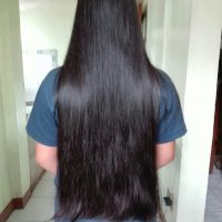 Asian Black Virgin Human Hair