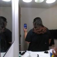 Brown Wavy Hair ~10in