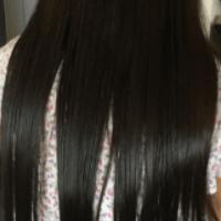 Virgin Dark Brown Hair (uncut)