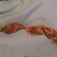 Brown virgin hair 20+ inches length