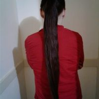 natural long hair ready for sale