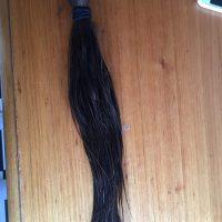 Brown virgin hair 14 inches
