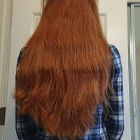 RED HAIR 20″ VIRGIN WAVY
