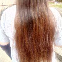Long Auburn Hair 19in