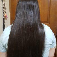 """12"""" Asian Virgin Thick Hair"""