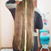 Long blondie 30 inches hair