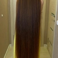 59 inches of virgin hair for sale