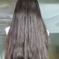 """Healthy virgin Asian hair (10-11"""")"""