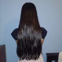"15"" - 4.5"" Straight Brown Virgin Hair"