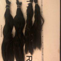 "STRAIGHT CAMBODIAN VIRGIN HAIR - 8""-10"" Length"