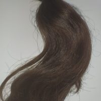 Virgin Brown hair (25 inches)
