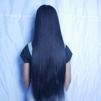 Black Asian Hair