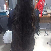 long beatiful hair