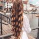 Sister selling her hair