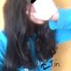 Dark Brown Wavy Hair