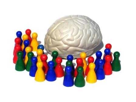 Brainy People by Sanja Gjenero