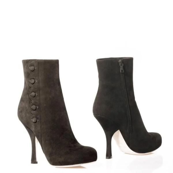 Dolce&Gabbana tronchetto shoes