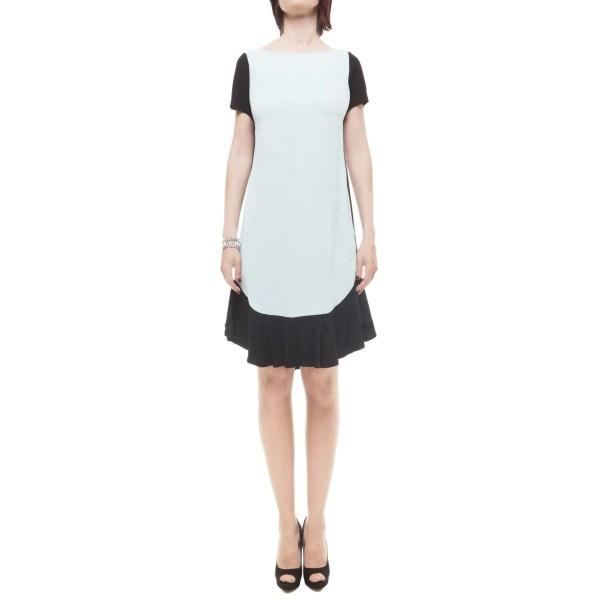 Beatrice B abito donna corto bicolore