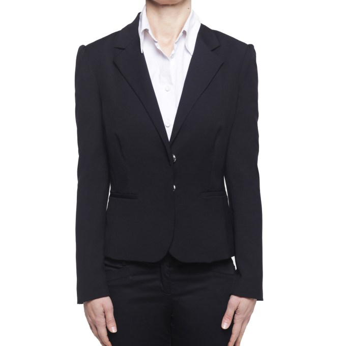 SILVIAN HEACH - jacket short blazer black woman XS