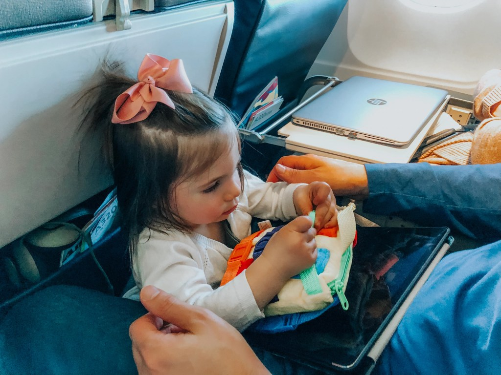 Taking a family vacation with babies and toddlers and really nervous about the flight and traveling?  Whether you're by the pool, beach, or trekking through a new city, you will want some advice on how to manage it better. Follow these tips to ensure that your trip is easy going.