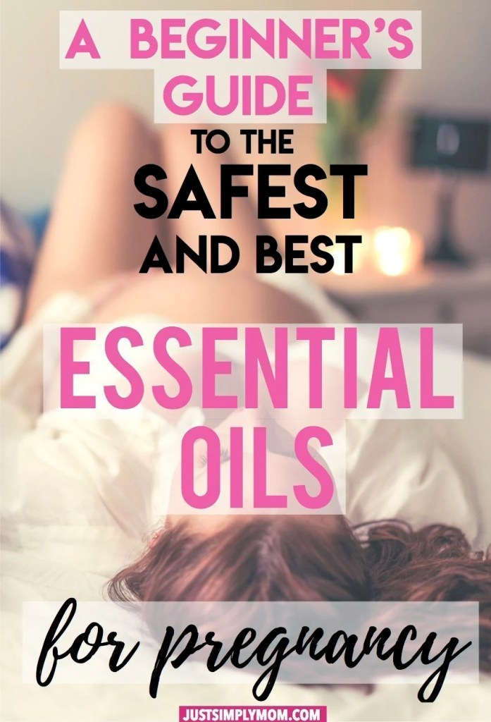 If you are experiencing aches, pain, insomnia, stress, or other symptoms during pregnancy, try essential oils. They are safe to battle your issues quickly.
