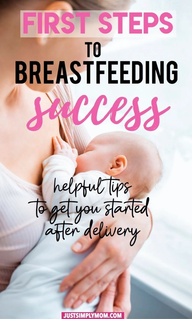 early breastfeeding tips