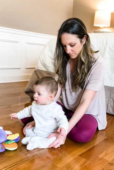 Want to know when can a baby sit up on their own? Here are some tips, activities, positions, and exercises to help baby sit up on their own.