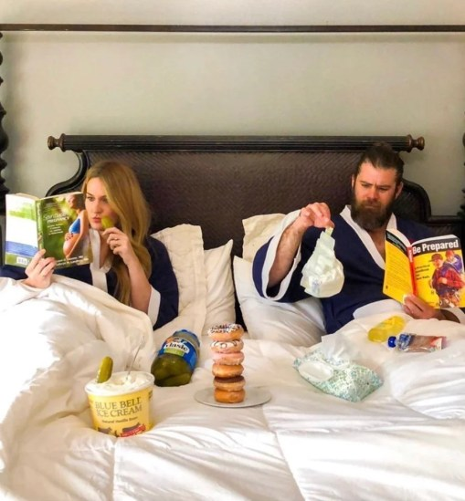 If you love to make people laugh, use these funny pregnancy announcement ideas to find a unique & hillarious way to tell loved ones that you're expecting.