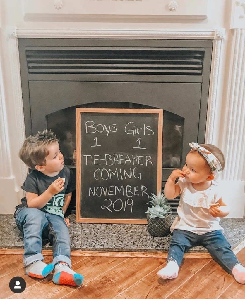 Looking for the perfect idea to announce a pregnancy to family, friends, & the world? Here are great ideas that you will love for the big brother & sister.