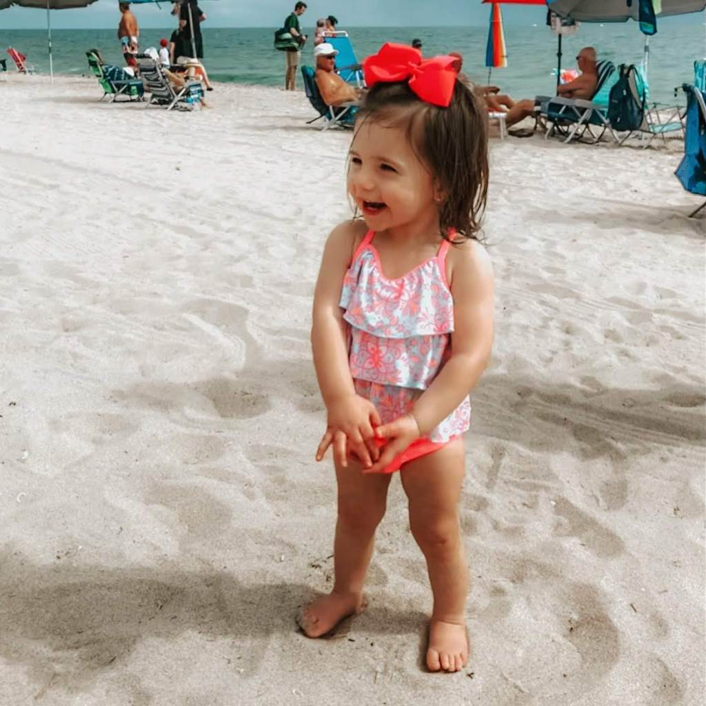 Be sure you're using the safest sunscreen for baby and here is why mineral sunscreen is the best option over chemical sunscreen. Read why this is so important for babies, toddlers, and pregnant or breastfeeding women to ensure your safety and health against harmful chemicals.