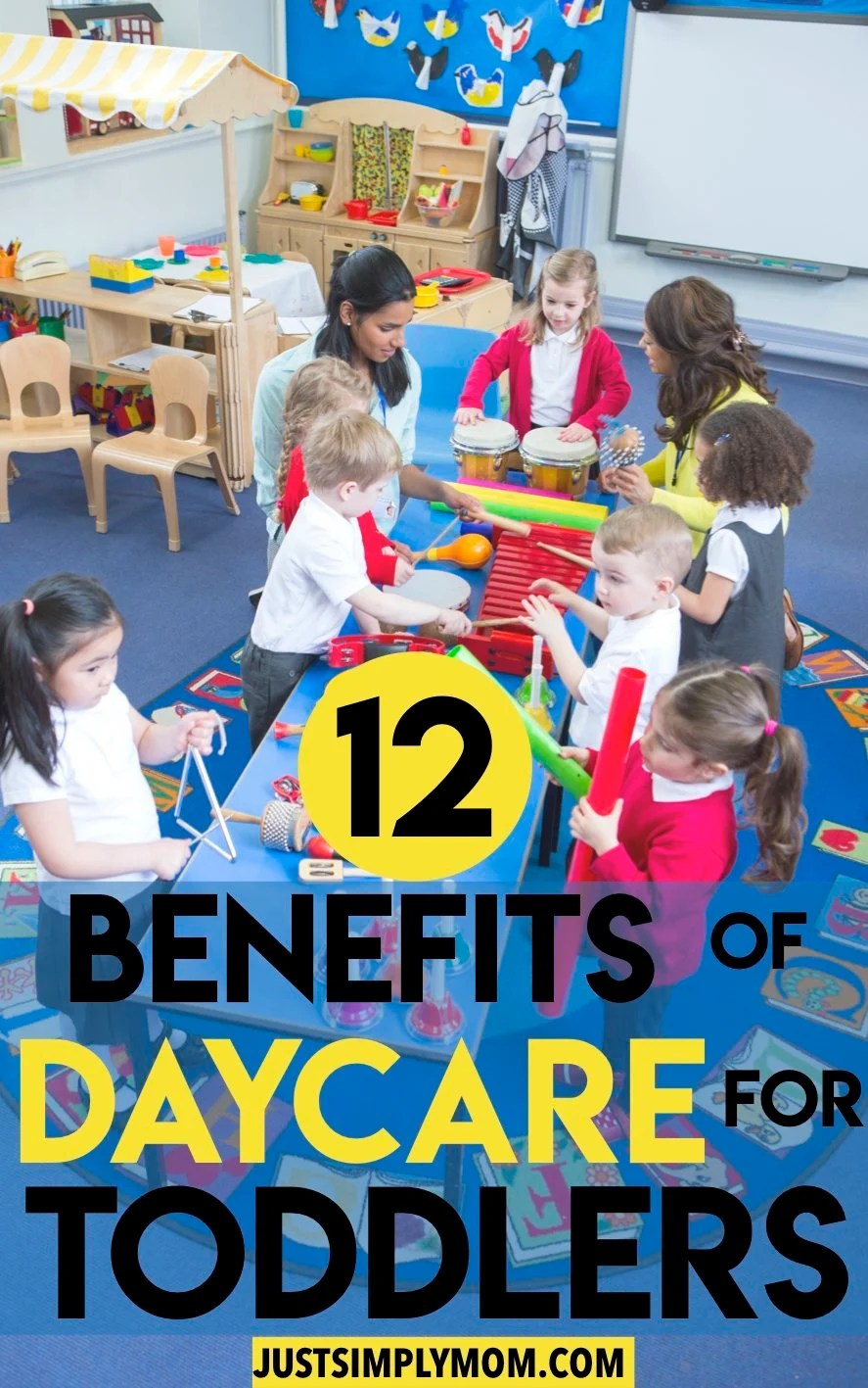 13 Reasons Why I Actually Like Daycare for My Toddler