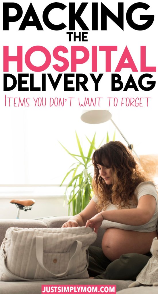 Labor and delivery can be a scary and unpredictable time for many new and expecting moms. Here is a helpful guide to the essentials and optional items that you will need to pack in your hospital delivery bag for childbirth and the days beyond with baby.