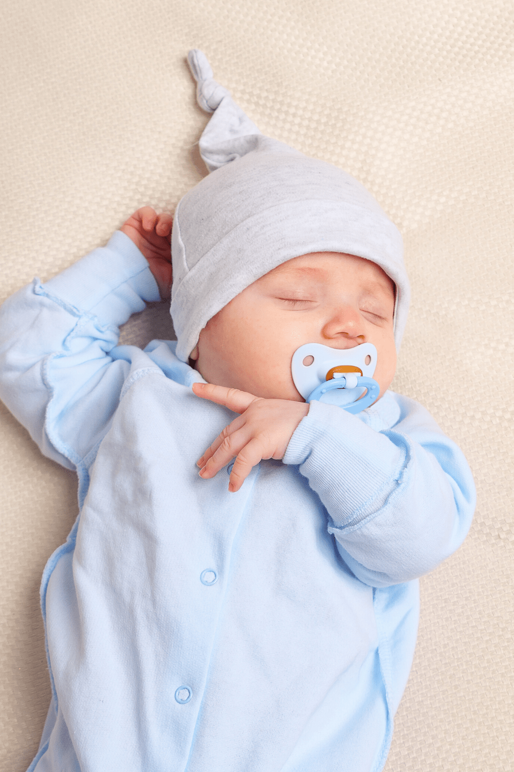 How I Successfully Sleep Trained My 5 Month Old Baby in 2 Days