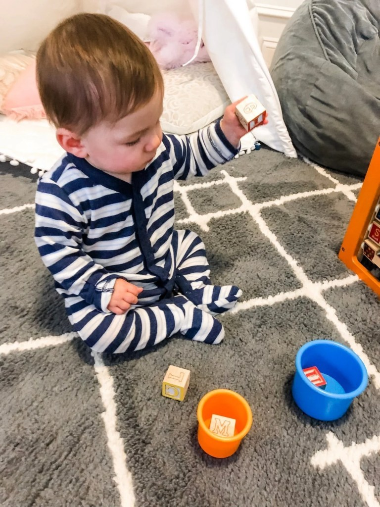 Best Educational Toys for 9-12-Month-Old s - Just Simply Mom