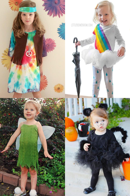 63 DIY Toddler Halloween Costumes