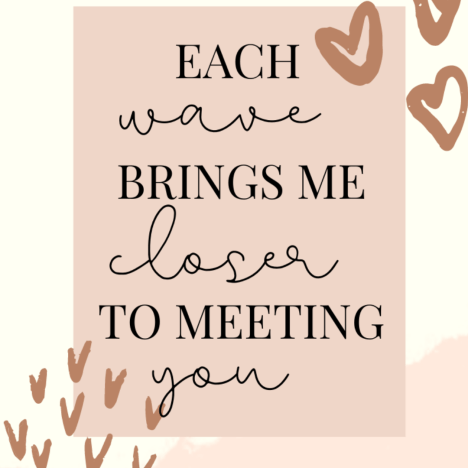 No matter which way you end up giving birth - labor and delivery can be tough. Having a set of printable birth affirmations can go a long way