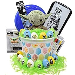 Here are some fun, unique ideas for toys and non-candy alternatives to put in your child's Easter basket. These are great for babies and toddlers.