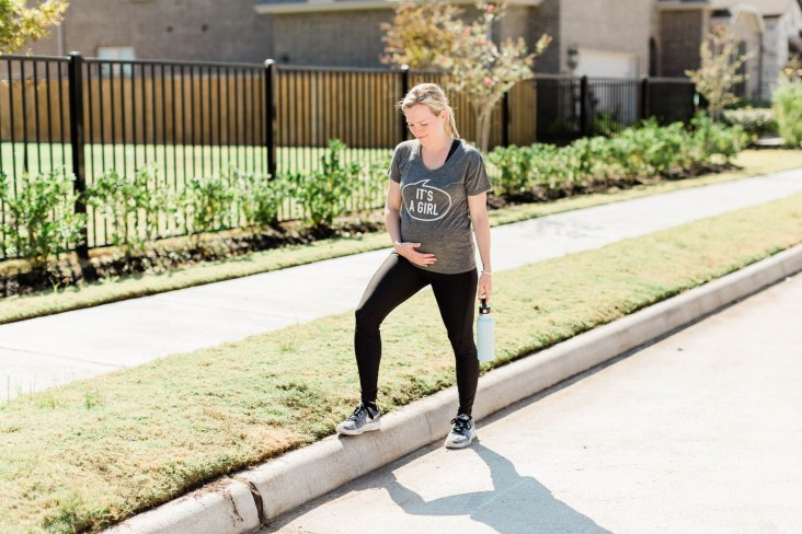 Curb walking for labor is pretty straightforward and easy to do. You may be wondering what is curb walking and will it bring on labor?