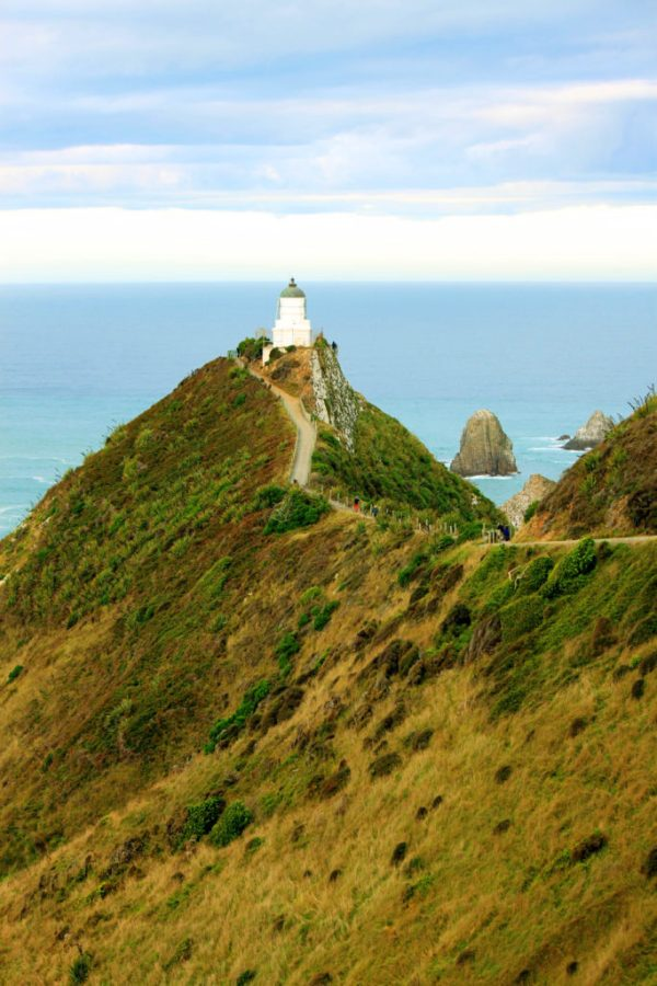 Discover the most beautiful lighthouse in New Zealand   9 reasons why the Catlins needs to be on your New Zealand itinerary #newzealand #thecatlins #nuggetpoint #simplywander