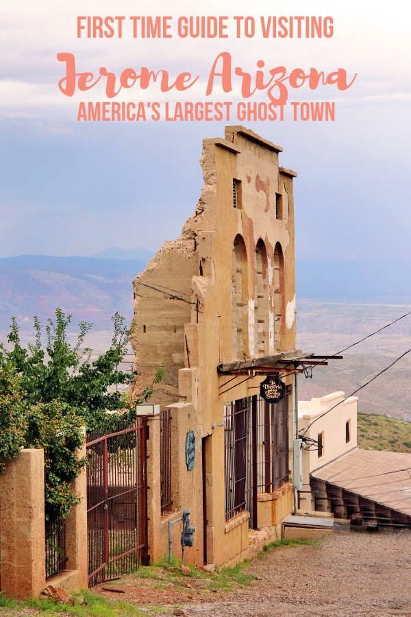 Street Map Of Jerome Arizona.First Time Guide To Jerome S Ghost Town Simply Wander