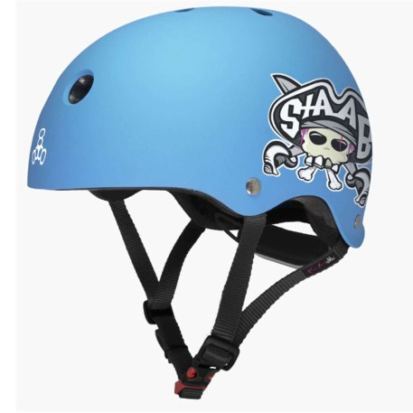 This is a photo of the Lil 8 helmet for kids