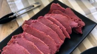 Easy Slow Cooker Corned Beef Silverside