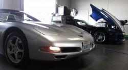 Dodge Viper Chevrolet Corvette smog check