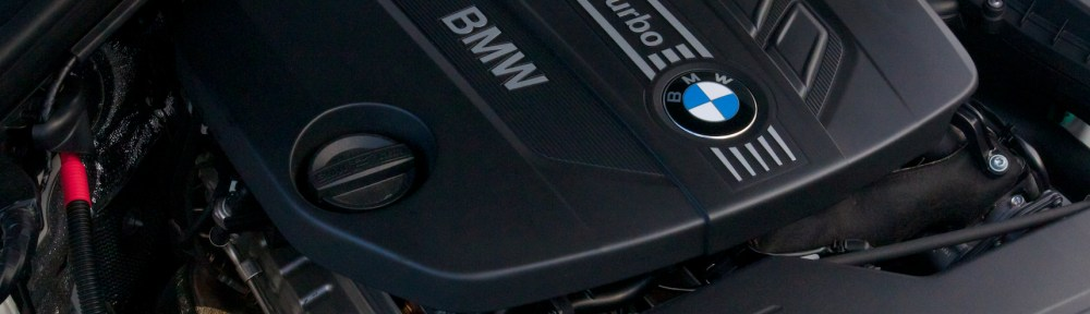 BMW 328d Engine