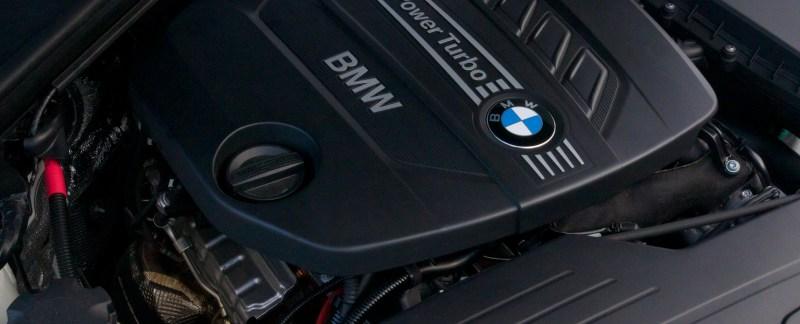 BMW 328d Engine