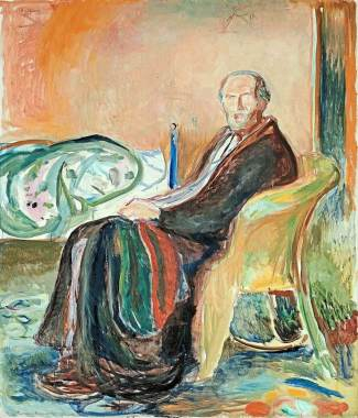 edvard-munch-self-portrait-after-the-spanish-flu-1919