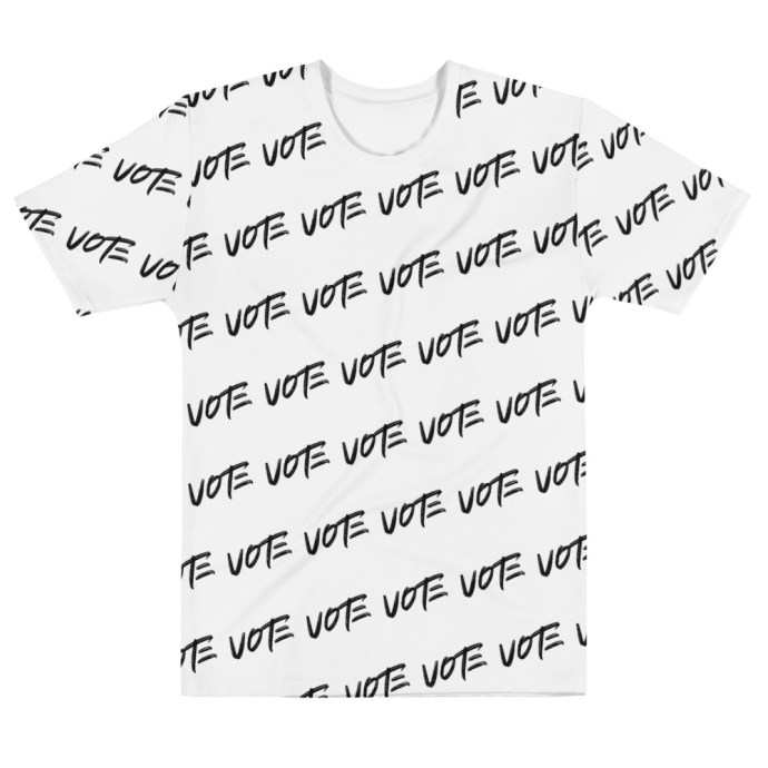 vote-t-shirt-front