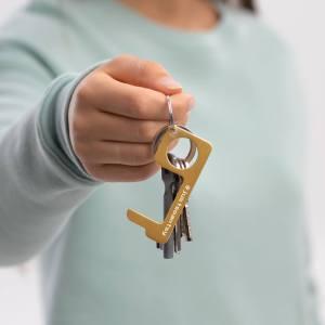 no-touch-door-opener-key-chain